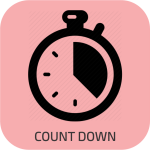 COUNT DOWN ICON