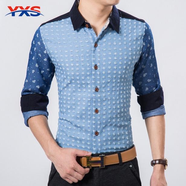 YXS147-font-b-Men-S-b-font-font-b-Shirts-b-font-New-2015-Dress-font