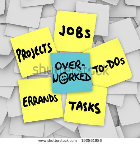 stock-photo-overworked-word-sticky-note-projects-errands-tasks-jobs-to-do-list-192861986